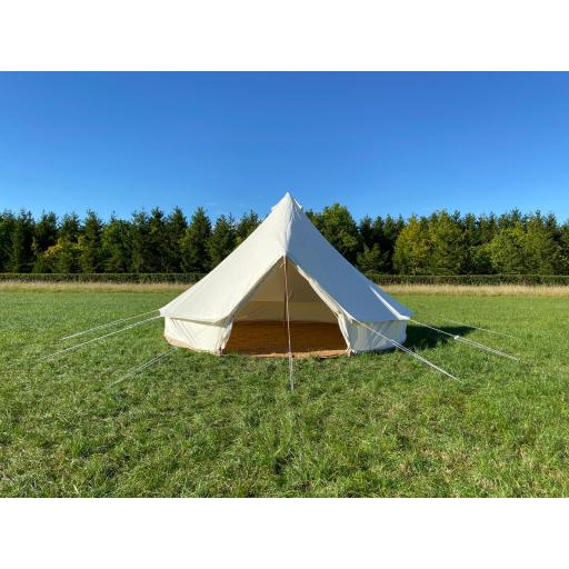 5m Bell Tent - Pro