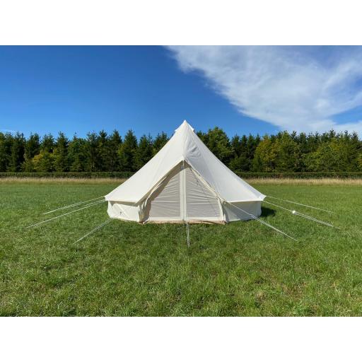 5m Bell Tent - Lightweight