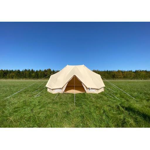 6m Emperor Tent - Lightweight