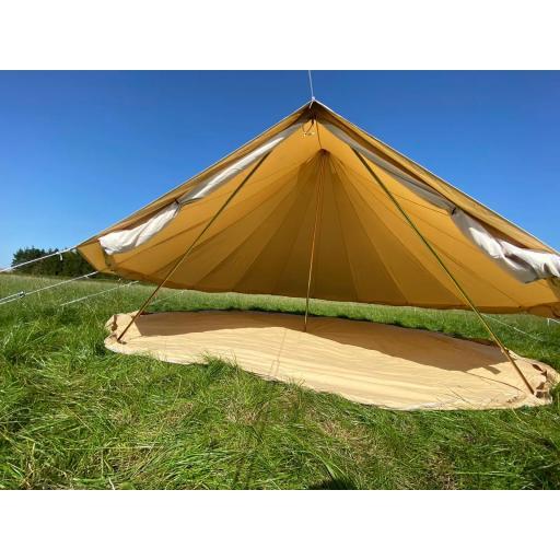 4m Bell Tent - Lightweight